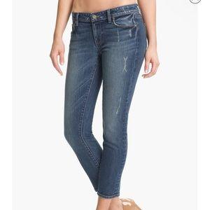 Paige Kylie Crop Skinny Jean